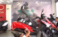 Kymco Super Dink wrapping