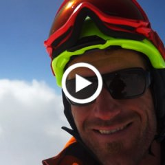 A last day with Seb Mayer – Winter still on